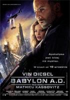 Plakat: Babylon A.D.