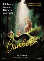 Plakat: Bambi 2