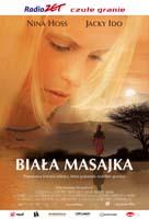 Plakat: Biała Masajka