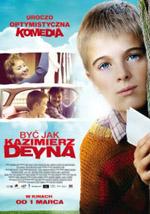 Plakat: Być jak Kazimierz Deyna