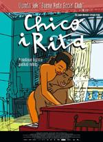 Plakat: Chico i Rita