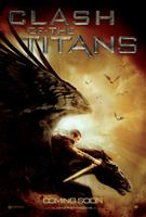 Plakat: Starcie Tytanów