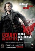 Plakat: Czarny Czwartek. Janek Wiśniewski padł