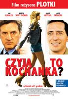 Plakat: Czyja to kochanka?