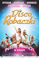Plakat: Disco robaczki