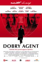 Plakat: Dobry agent