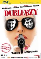 Plakat: Dublerzy