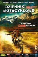 Plakat: Dzienniki motocyklowe