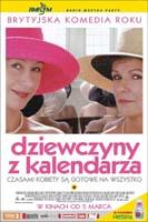 Plakat: Dziewczyny z kalendarza
