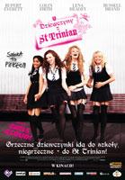 Plakat: Dziewczyny z St. Trinian