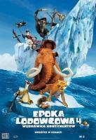 Plakat: Epoka lodowcowa 4 3D