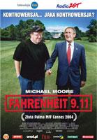 Plakat: Fahrenheit 9.11