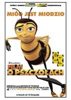 Plakat: Film o pszczołach