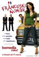 Plakat: Francuski numer