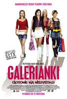 Plakat: Galerianki