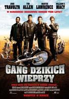 Plakat: Gang Dzikich Wieprzy
