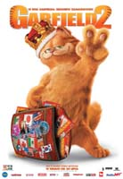 Plakat: Garfield 2