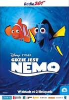 Plakat: Gdzie jest Nemo 1