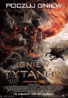 Plakat: Gniew Tytanów 3D