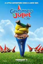 Plakat: Gnomeo i Julia