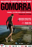 Plakat: Gomorra