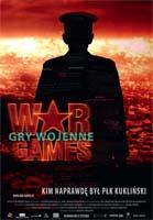 Plakat: Gry wojenne