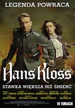 Plakat: Hans Kloss. Stawka większa niż śmierć