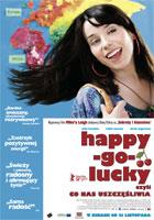 Plakat: Happy-Go-Lucky, czyli co nas uszczęśliwia