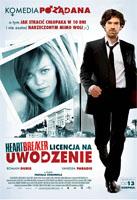 Plakat: Heartbreaker. Licencja na uwodzenie