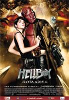 Plakat: Hellboy: Złota Armia