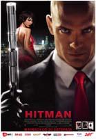 Plakat: Hitman