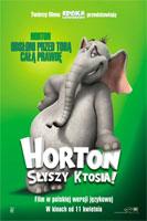 Plakat: Horton słyszy Ktosia