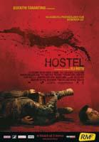 Plakat: Hostel
