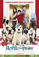 Plakat: Hotel dla psów