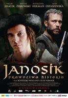 Plakat: Janosik. Prawdziwa historia