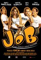 Plakat: Job, czyli ostatnia szara komórka