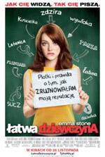 Plakat: Łatwa dziewczyna