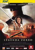 Plakat: Legenda Zorro