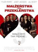 Plakat: Małżeństwa i ich przekleństwa
