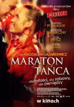 Plakat: Maraton tańca