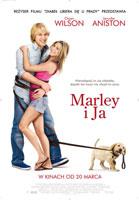 Plakat: Marley i ja