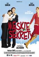 Plakat: Męskie sekrety