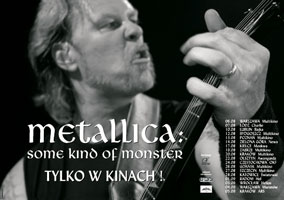 Plakat: Metallica: Some Kind of Monster