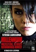 Plakat: Millenium: Mężczyźni, którzy nienawidzą kobiet