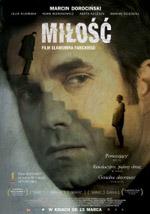 Plakat: Miłość. Film Sławomira Fabickiego