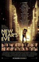 Plakat: Sylwester w Nowym Jorku