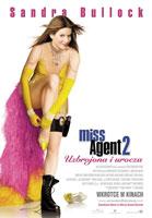 Plakat: Miss agent 2: Uzbrojona i urocza
