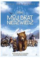 Plakat: Mój brat niedźwiedź