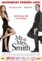 Plakat: Mr. and Mrs. Smith