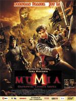 Plakat: Mumia: Grobowiec Cesarza Smoka